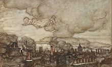220px-Houghton_Typ_905R.06.195_(A)_-_Arthur_Rackham,_Peter_Pan_-_Away_he_flew