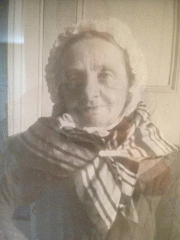 JM Barrie's Mother, Margaret Ogilvy